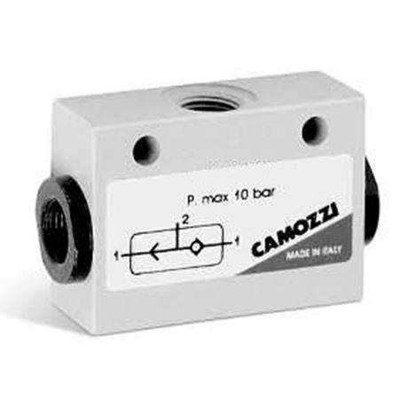 Obrázok pre kategóriu Dvojitý spätný ventil