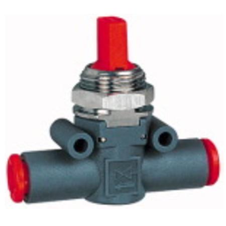 Obrázok pre kategóriu Séria 450 - Uzatvárací ventil s nástrčným pripojením